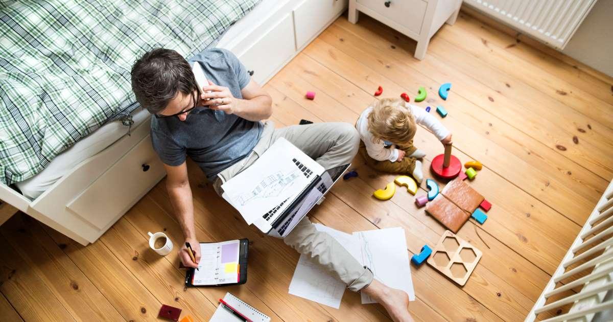 Munca la domiciliu si telemunca. Ce le diferentiaza?